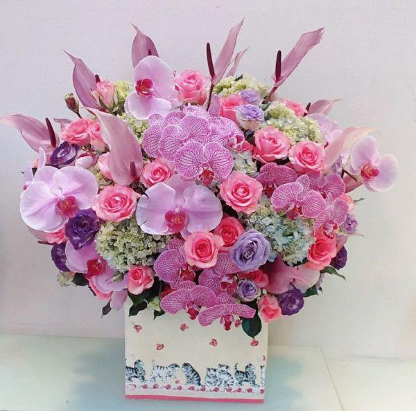 hoa tang ban gai sinh nhat
