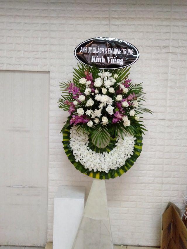 giao hoa dam tang tan binh
