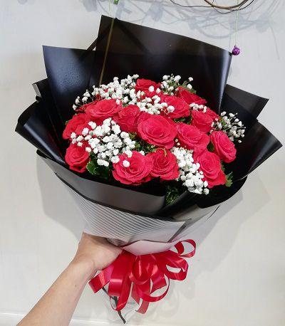 hoa valentine